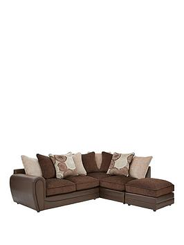Very Marrakesh Right Hand Single Arm Scatter Back Corner Group Sofa +  ... Picture