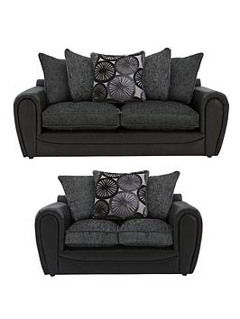 Very Marrakesh 3 Seater + 2 Seater Scatter Back Sofa Set (Buy And Save!) Picture