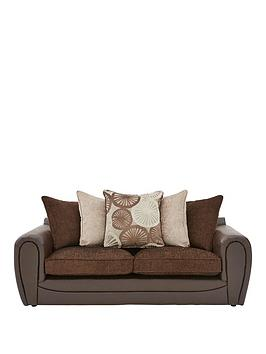 Very Marrakesh 3 Seater Scatter Back Sofa Picture
