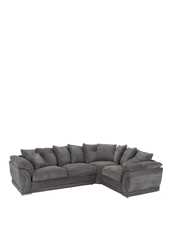 Maze Scatterback Right-hand Sofa Bed Corner Group