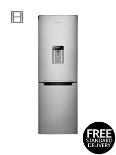 samsung-rb29fwrndsaeu-60cm-frost-free-fridge-freezer-with-digital-inverter-technology-and-5-year-samsung-parts-and-labour-warranty-silver