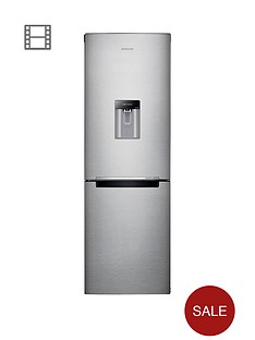 samsung-rb29fwrndsaeu-60cm-frost-free-fridge-freezer-with-digital-inverter-technology-silver
