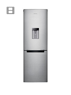 samsung-rb29fwrndsaeu-60cmnbspwide-frost-free-fridge-freezer-with-digital-inverter-technology-and-5-year-samsung-parts-and-labour-warranty-silver