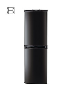 hotpoint-aquarius-ffaa52k-55cm-frost-free-fridge-freezer-black