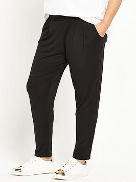V by Very Curve V By Very Curve Jersey Peg Trousers (Available In Sizes  ... Picture