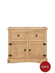 corona-solid-pine-compact-sideboard