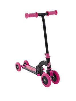 ozbozz-my-first-scooter-black-and-pink
