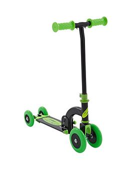 ozbozz-my-first-scooter-black-and-green