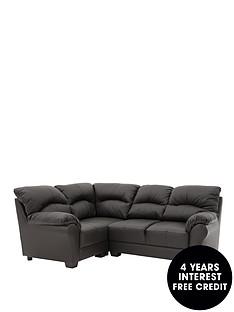 paloma-faux-leather-left-hand-corner-group-sofa