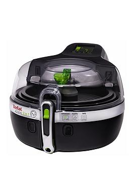 tefal-yv960140-actifry-2-in-1-health-fryer-15kg-capacity-2-cooking-zonesnbsp--black