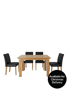 primonbsp120-160-cm-extending-dining-table-4-lucca-chairs