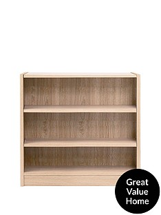 Metro Small Wide Extra Deep Bookcase