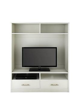Metro Tv Media Unit  Fits Up To 47 Inch Tv