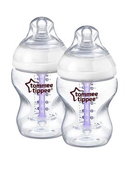 tommee-tippee-close-to-comfort-advanced-comfort-260ml-baby-bottles-2-pack