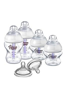 tommee-tippee-tommee-tippee-closer-to-nature-advanced-comfort-vented-bottles-starter-kit