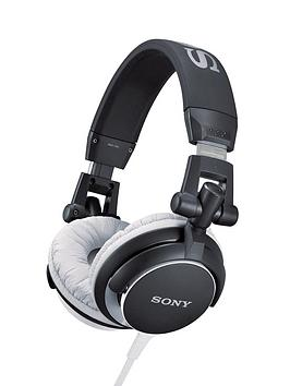 sony-mdr-v55-on-ear-headphones