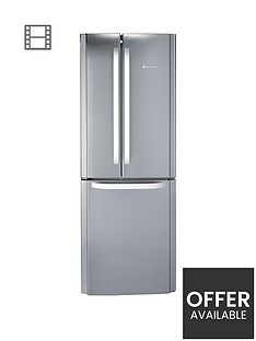 hotpoint-ffu3dx1-american-style-70cm-frost-free-fridge-freezer-a-energy-rating-stainless-steel