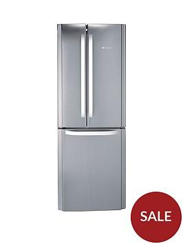 hotpoint-ffu3dx1-american-style-70cm-frost-free-fridge-freezer-stainless-steel
