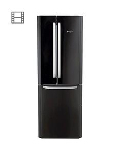 hotpoint-ffu3dk-american-style-70cm-frost-free-fridge-freezer-black
