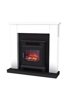 be-modern-craven-white-electric-fireplace-suite