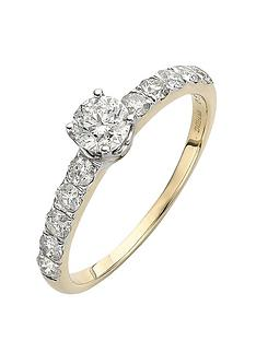 love-diamond-9-carat-yellow-gold-diamond-solitaire-and-set-shoulders-ring