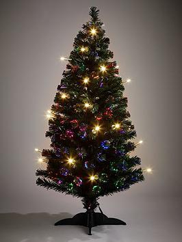 5ft christmas tree with lights