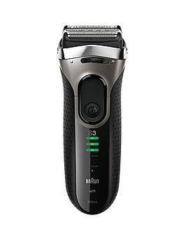 Braun Series 3390 Foil Shaver