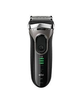 Braun   Series 3-390 Foil Shaver