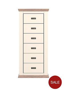 washington-narrow-chest-of-6-drawers