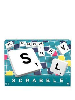 Mattel Mattel Scrabble Original Picture