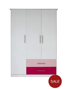 kidspace-toronto-3-door-2-drawer-wardrobe