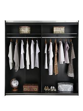 200cm-modular-sliding-wardrobe-frame