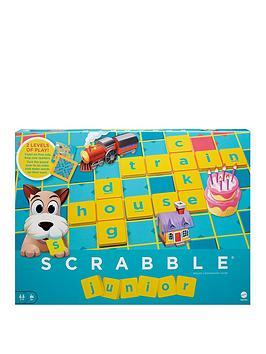 Mattel Mattel Scrabble Junior Picture