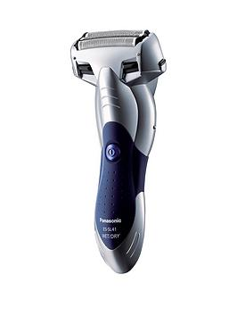 Panasonic   Milano Es-Sl41 3-Blade Cordless Shaver With Arc Foil - Silver