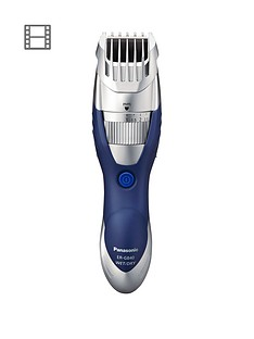 panasonic-er-gb40-s511-cordless-milano-beard-trimmer-silver