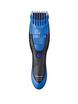 Panasonic ErGb40A511 Cordless Milano Beard Trimmer  Blue