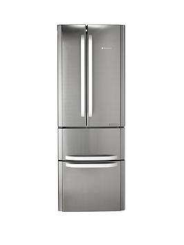 hotpoint-ffu4dx-70cm-frost-free-fridge-freezer-stainless-steel
