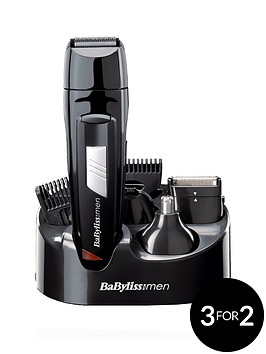 babyliss-for-men-7056cu-8-in-1-all-over-grooming-kit