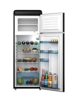 swan-sr11010b-55cm-retro-top-mount-fridge-freezer-black