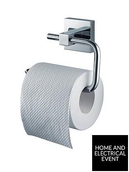 aqualux-haceka-mezzo-chrome-toilet-roll-holder