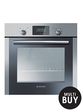 hoover-hoc709x-60cm-built-in-electric-single-oven