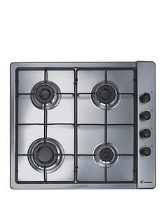 candy-clg64spx-60cm-gas-hob-stainless-steel