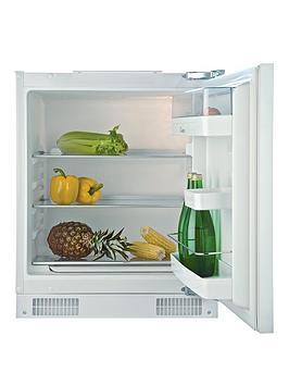 candy-cru160eknbsp60cm-integrated-under-counter-fridge
