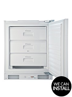candy-cfu130ek-integrated-under-counter-freezer-with-optional-installation
