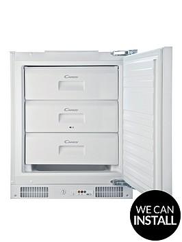 candy-cfu130ek-integrated-under-counter-freezer-with-optional-installation