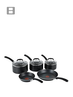 tefal-5-piece-induction-pan-set-black