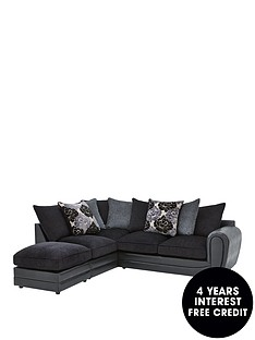 monico-left-hand-single-arm-scatter-back-corner-chaise-sofa-footstool