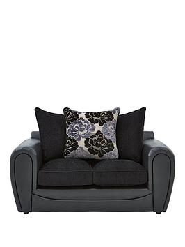 Very Monico 2 Seater Scatter Back Sofa Picture
