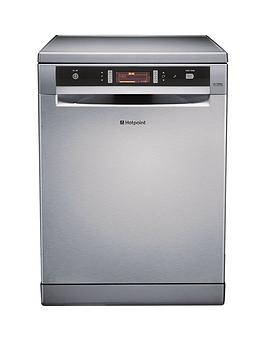 Hotpoint Ultima Fdud43133X 14Place Dishwasher  Stainless Steel