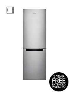 samsung-rb29fsrndsaeu-60cm-frost-free-fridge-freezer-with-digital-inverter-technology-next-day-delivery-silver